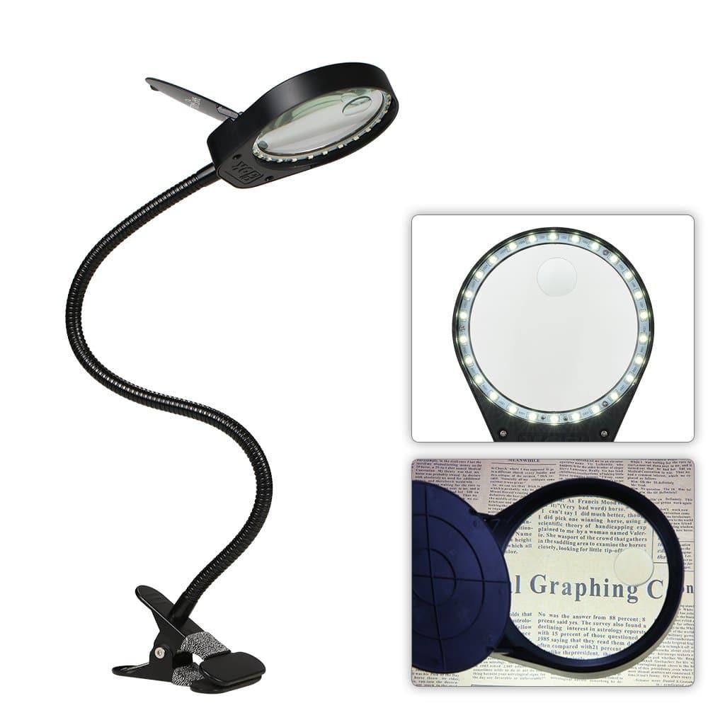 Tomshine-Magnifying-Lamp