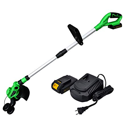 Werktough 20V String Gas Trimmer