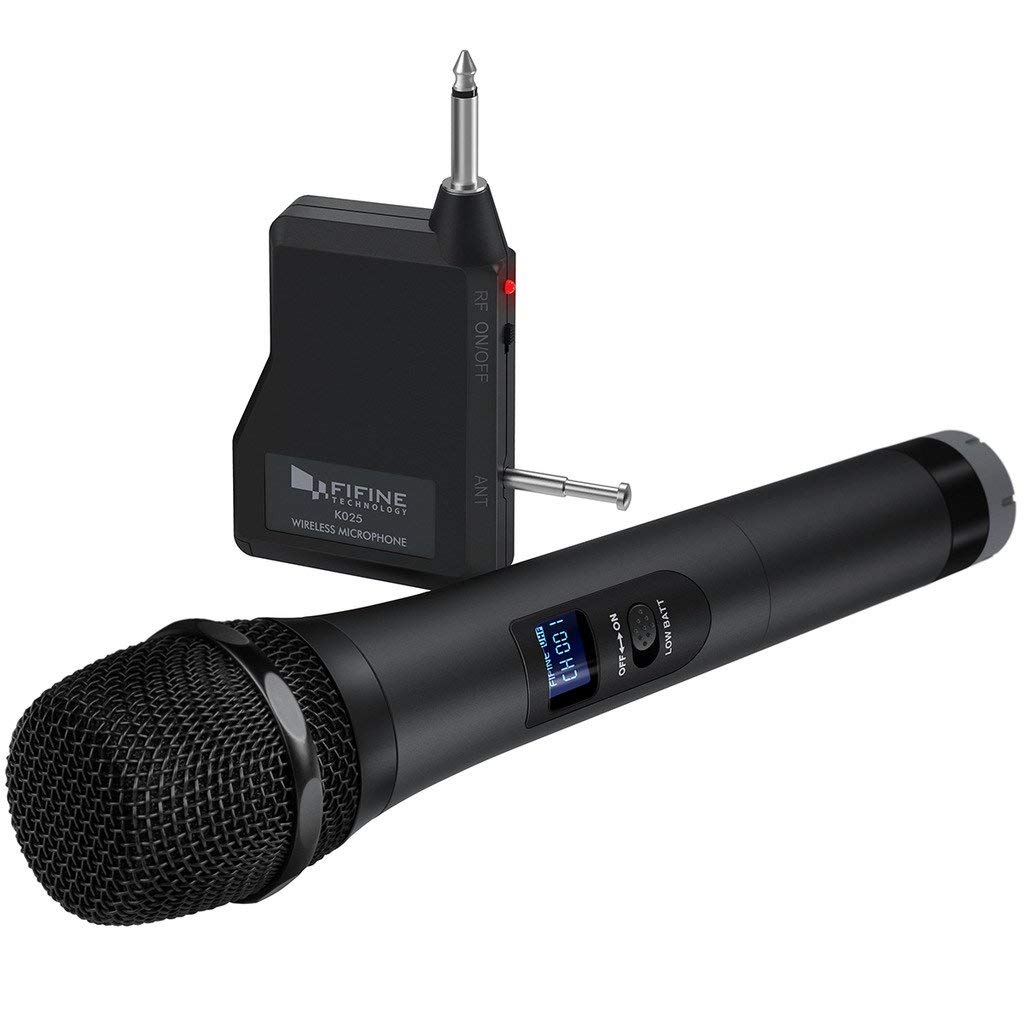 Wireless Microphone,FIFINE