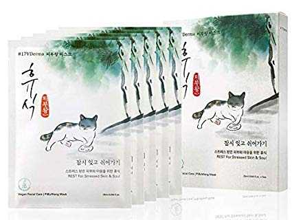 17VDerma Premium Korean Face Mask