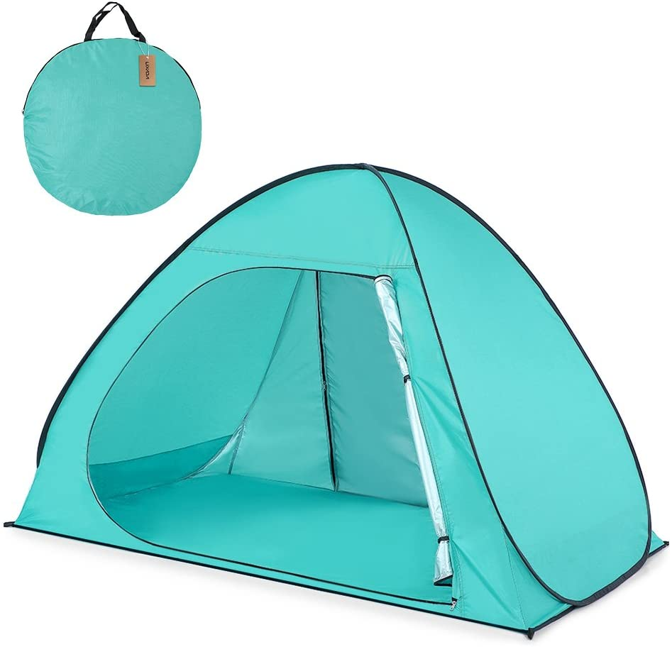 Blusea Automatic Pop Up Beach Tent