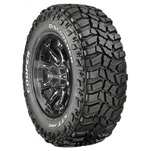 Cooper Discoverer STT Pro All-Terrain Radial Tire