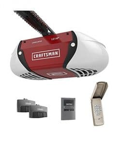 Craftsman ½ HP Chain Drive Garage Door Opener