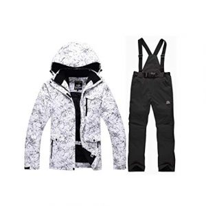 Men's and Women's Ski Jacket High Windproof