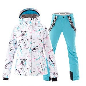Women's Ski Jackets and Pants Set