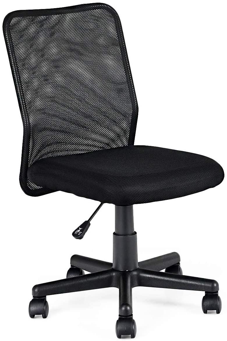 Giantex Mid-Back Mesh Office Chair