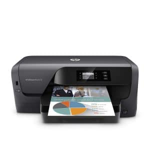 HP OfficeJet Pro 8210 Wireless Printer with Mobile Printing