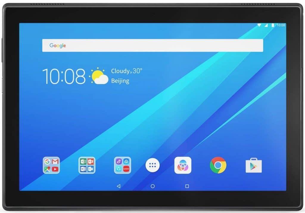 "Lenovo Tab 4, 10.1"" Android Tablet"