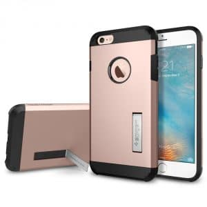 Spigen Tough Armor iPhone 6S Plus Case with Kickstand