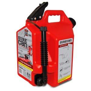Surecan CRSUR5G1 Gasoline CAN