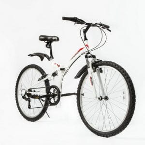 "ZOYO 26"" Folding Hybrid Mountain Bike"