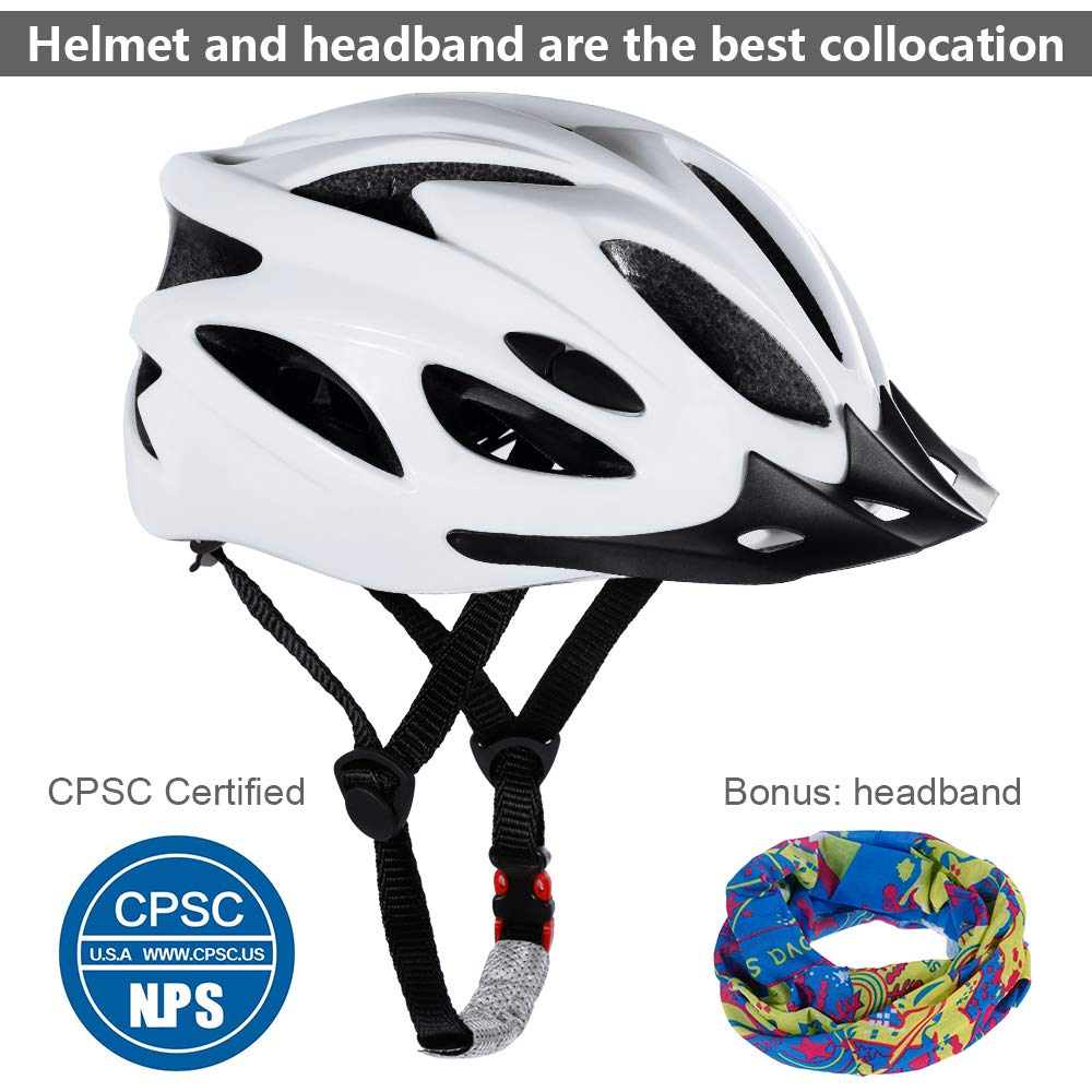 Zacro Adult Bike Helmet