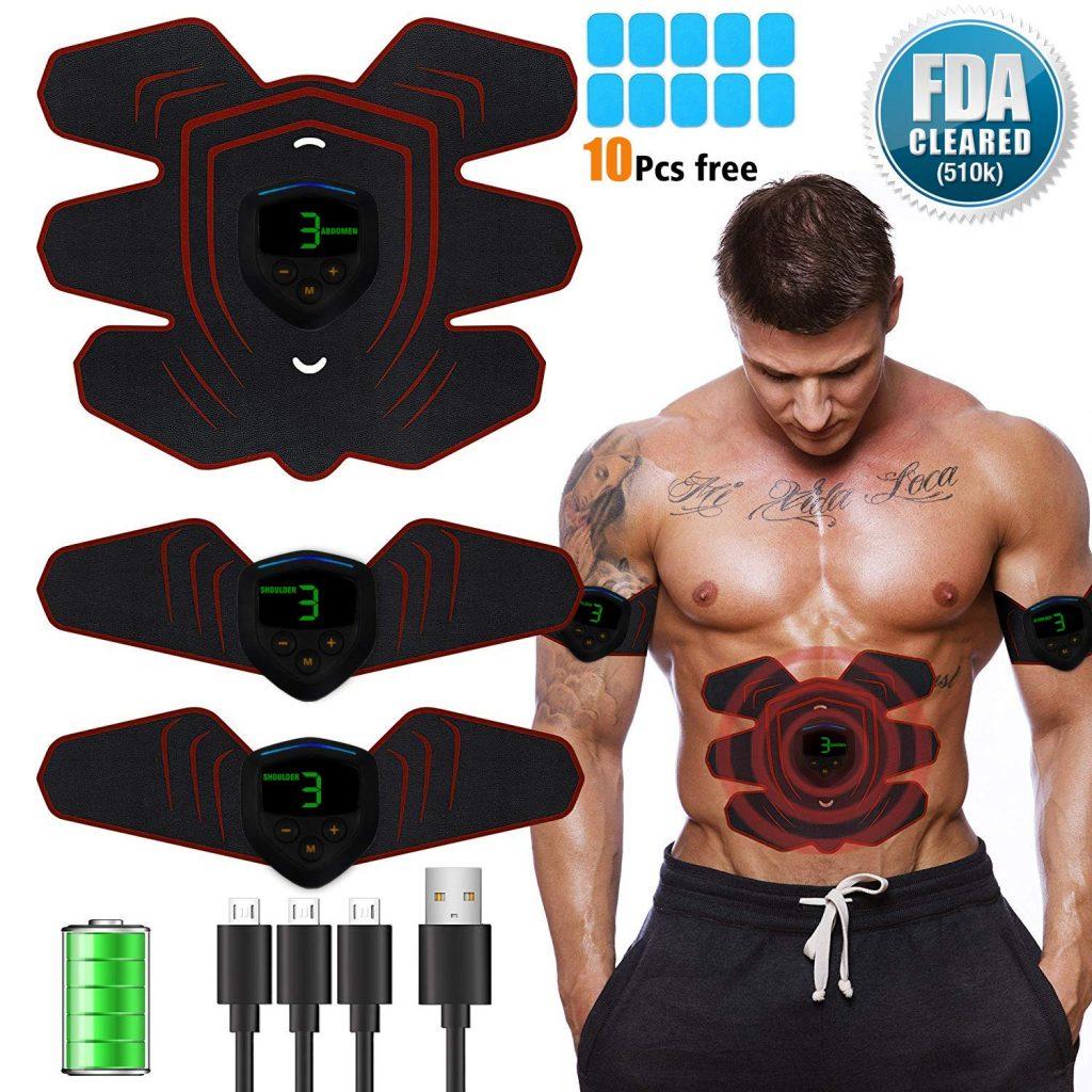 zociko ABS Stimulator Muscle Toner