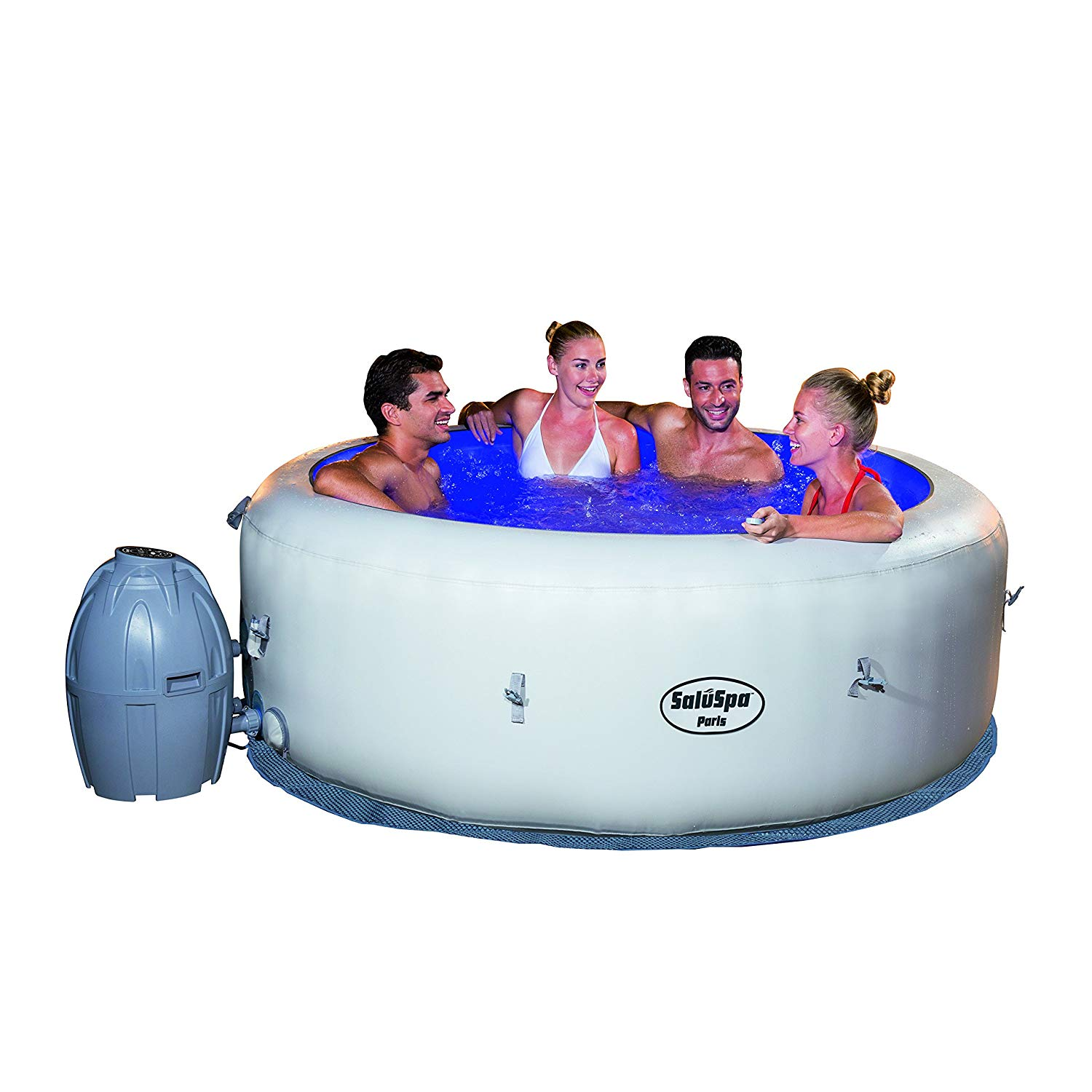 Bestway Lay Z Spa Paris Inflatable Hot