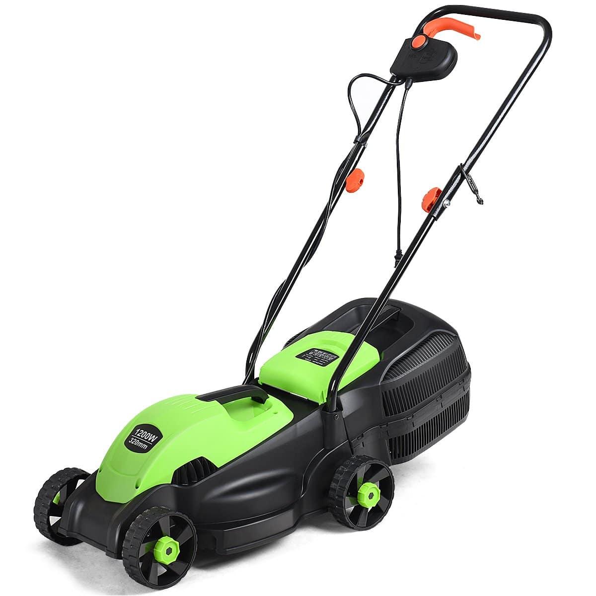 Goplus 14-Inch 12 Amp Lawn Mower