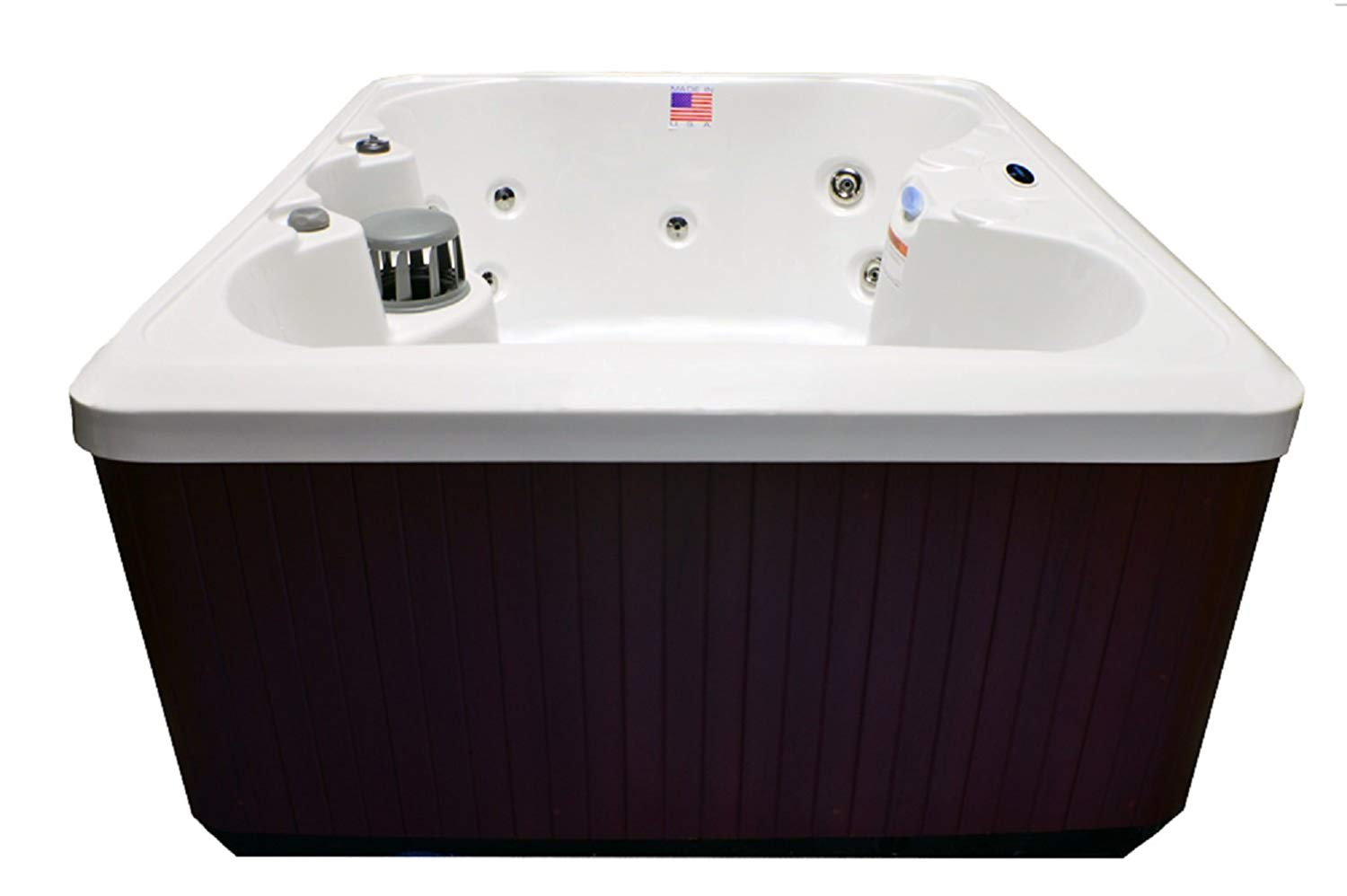 Hudson Spas Person Stainless Included