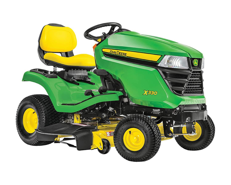 John Deere Select Series X300 Lawn Tractor