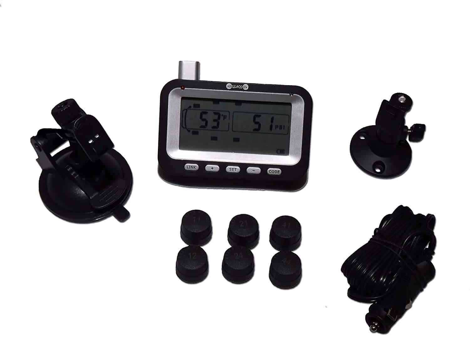 BELLACORP Tire Pressure Monitoring System