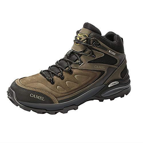 Camel Waterproof Men's Hiking Shoes