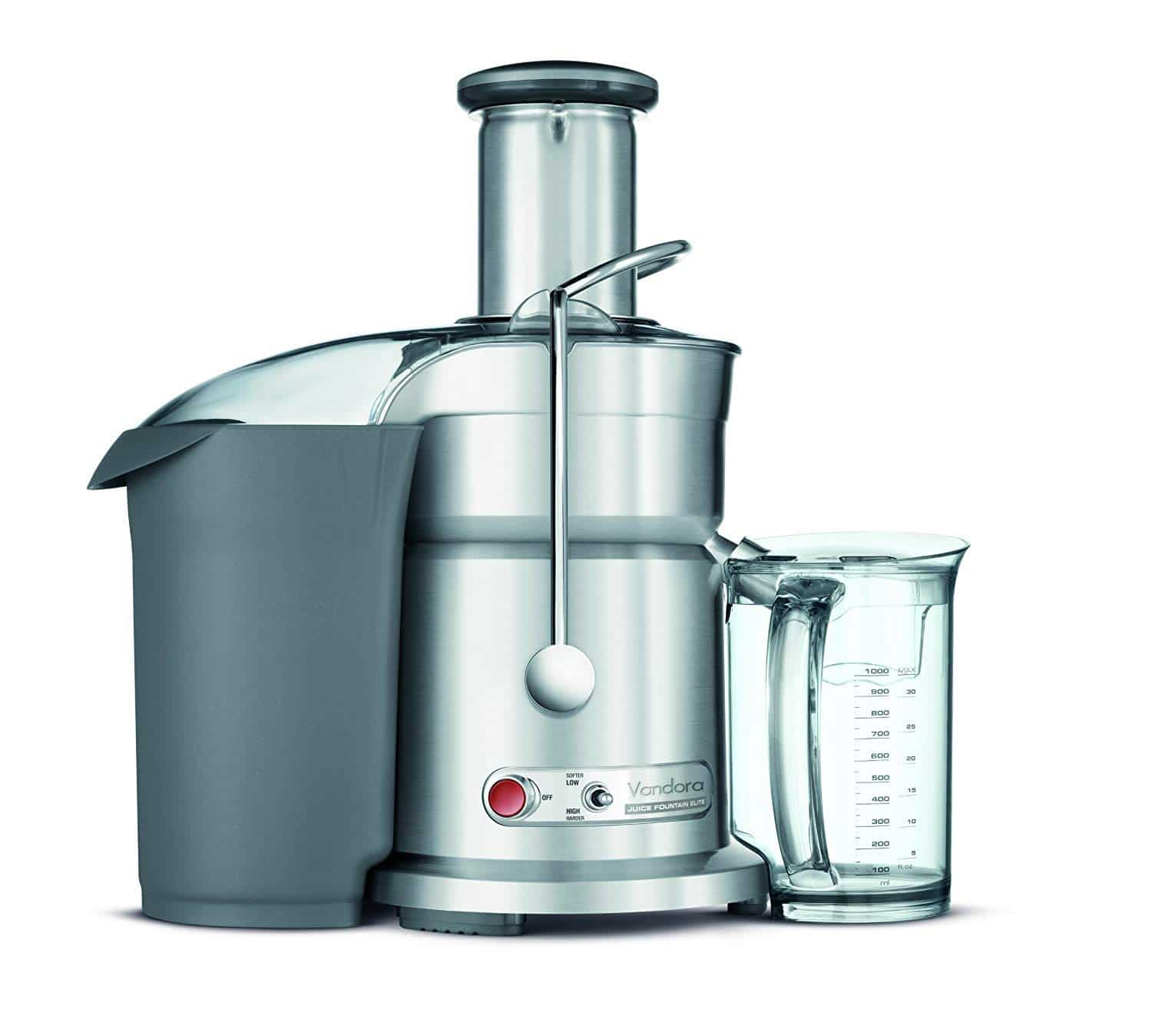 Breville RM-800JEXL Die-Cast Juice Fountain Elite