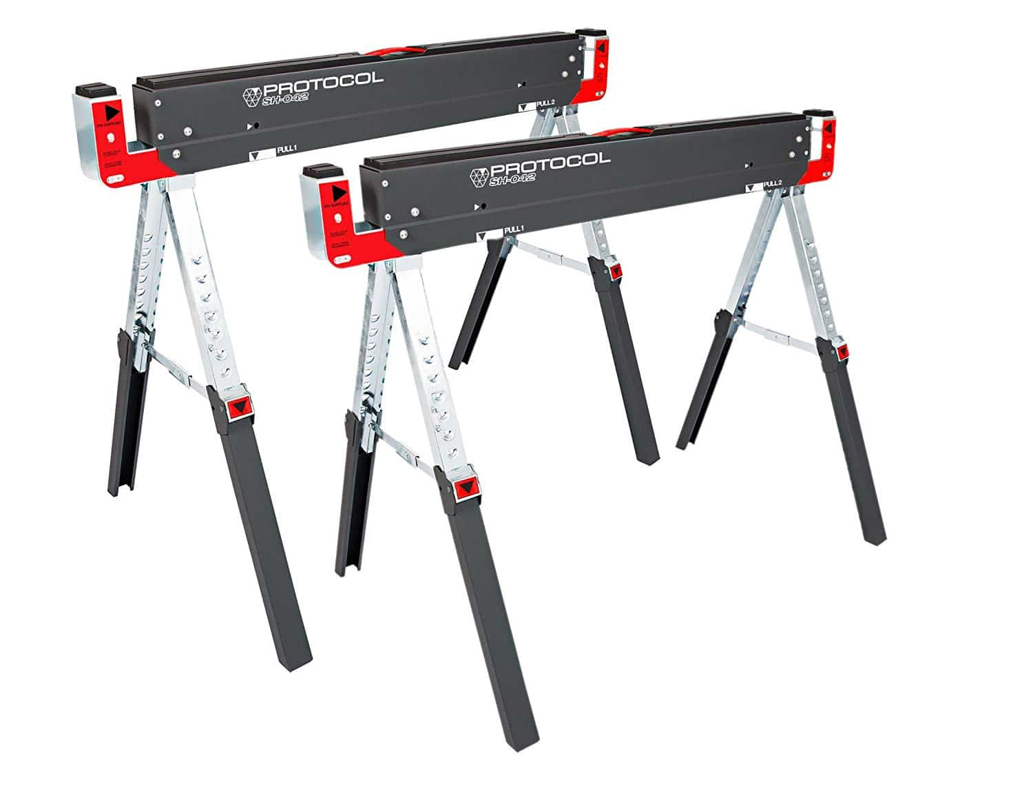 PROTOCOL Equipment Folding Sawhorse