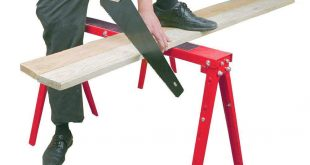 Top 10 Best Folding Sawhorses in 2019 Reviews