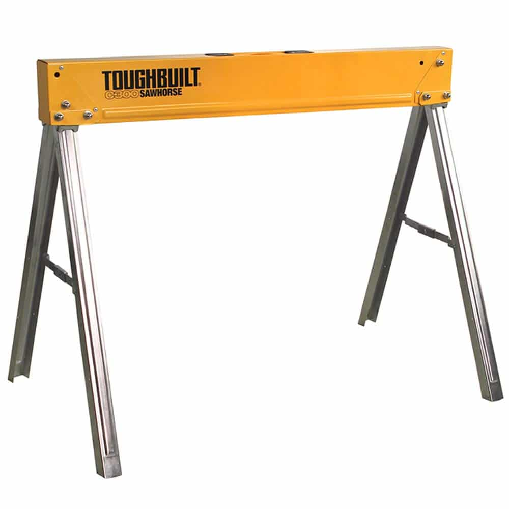 ToughBuilt Folding Sawhorse