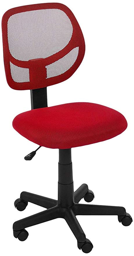 AmazonBaics Low-Back Office Desk