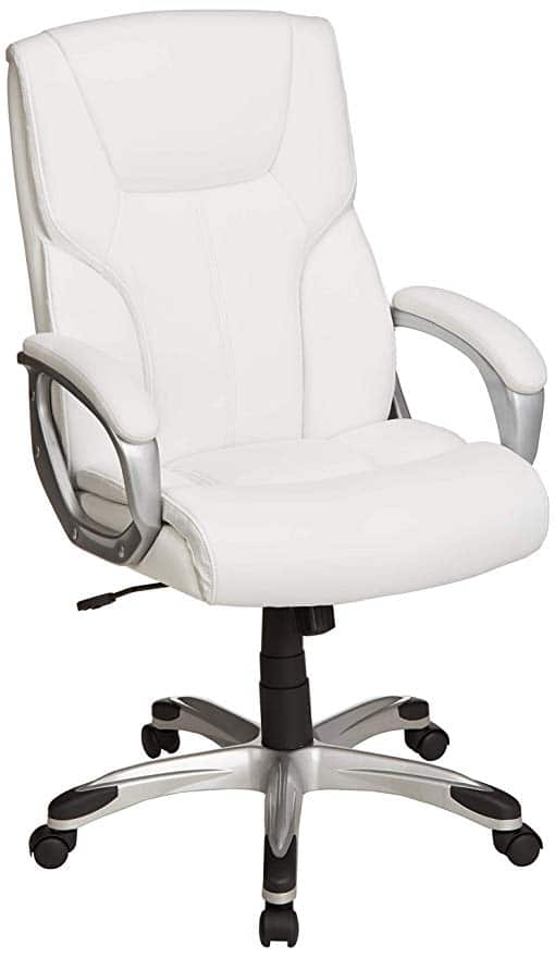 AmazonBasics High-Back Office Desk Chair