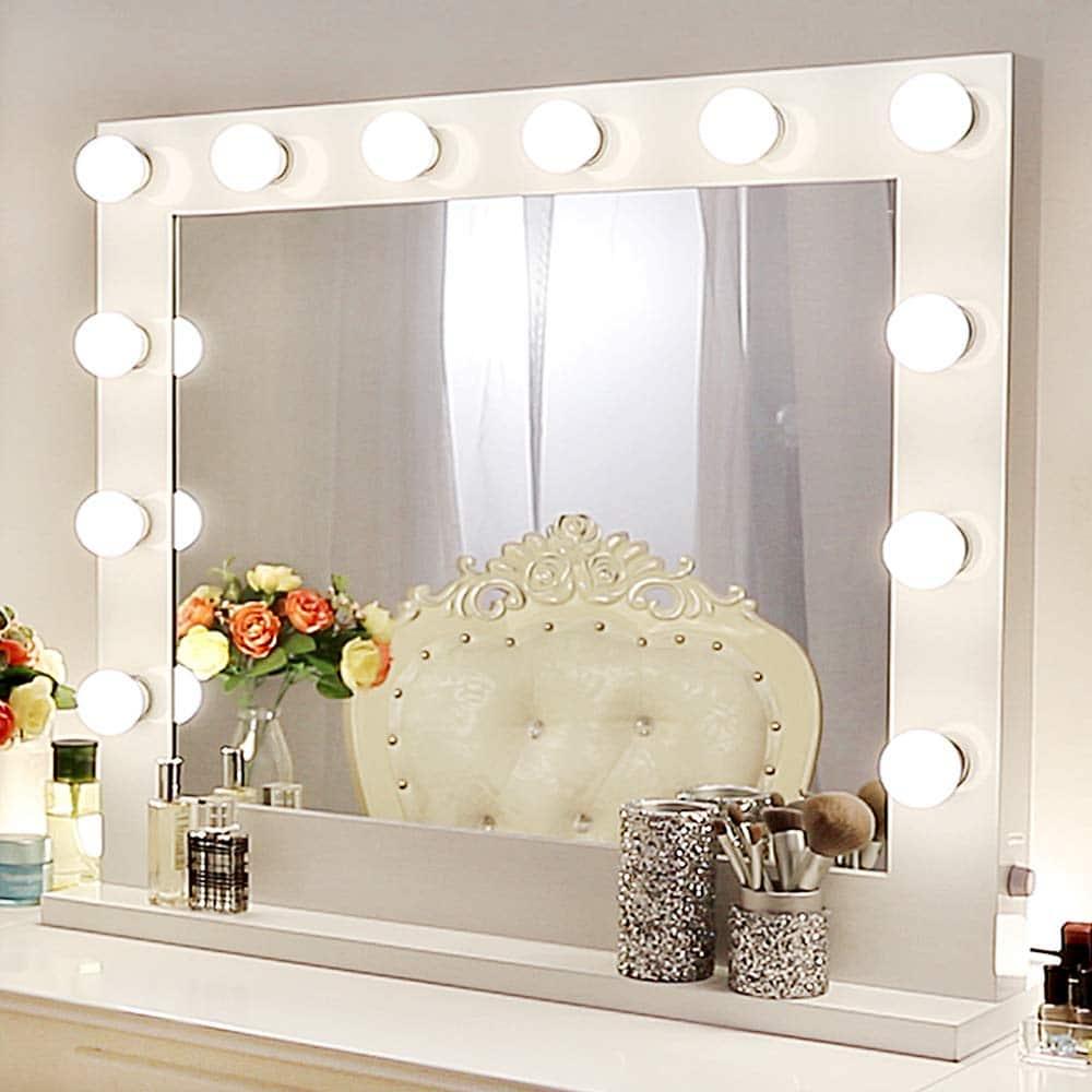 Top 10 Best Vanity Makeup Mirrors In
