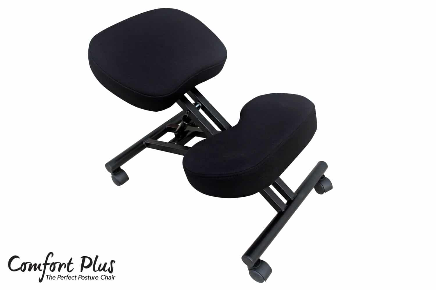 Comfort Plus Soft Fabric Kneeling Chair