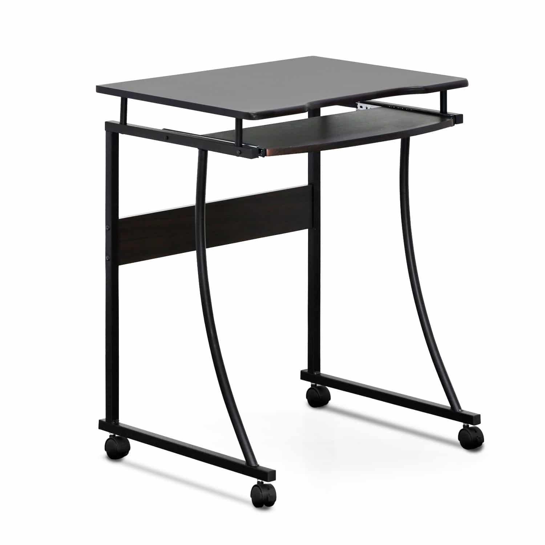 Furinno FCG295EX Besi Metal Frame Computer Desk