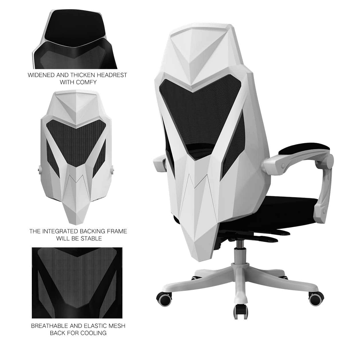 Hbada Office Adjustable Chair