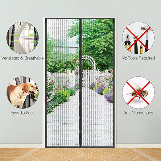 KOMAKE Magnetic Screen Door