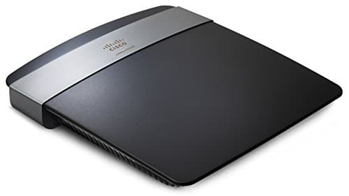 Linksys E2500 (N600) Dual-Band Wireless-N Router