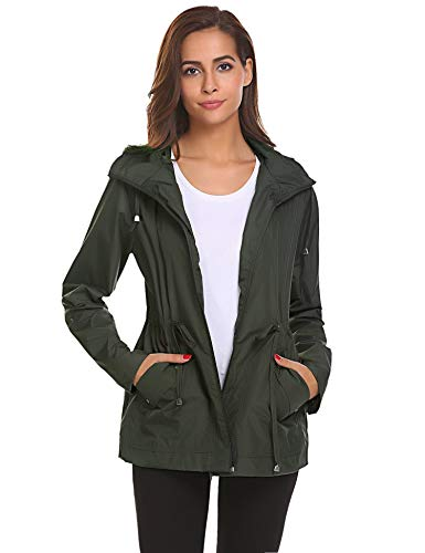 Romanstii Rain Jacket