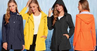 Top 10 Best Women Rain Jackets in 2019 Reviews