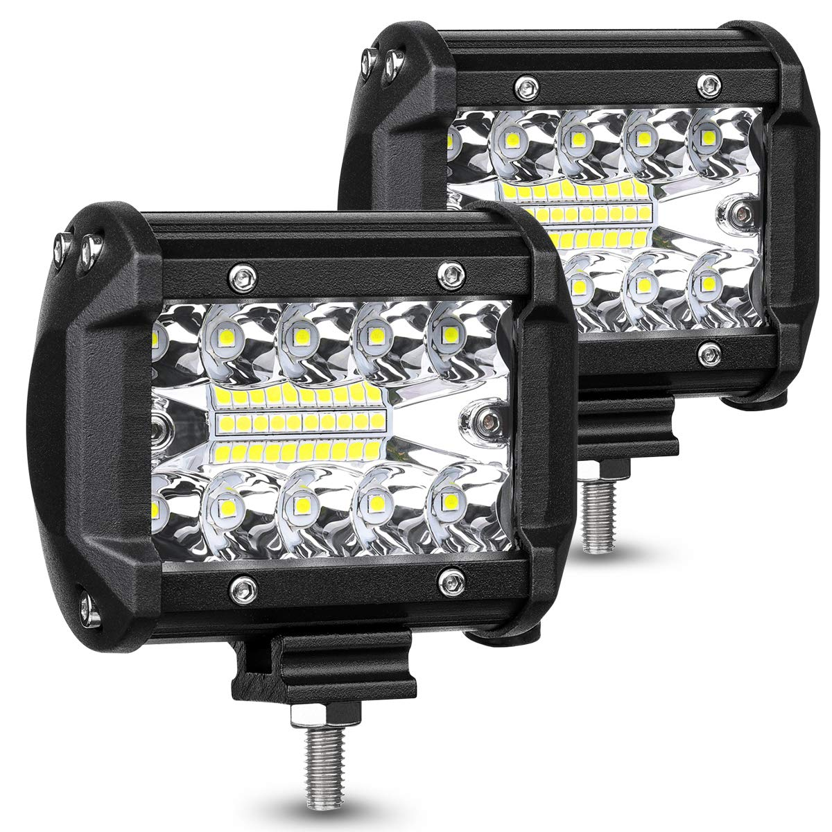AMBOTHER LED Pods Light Bar