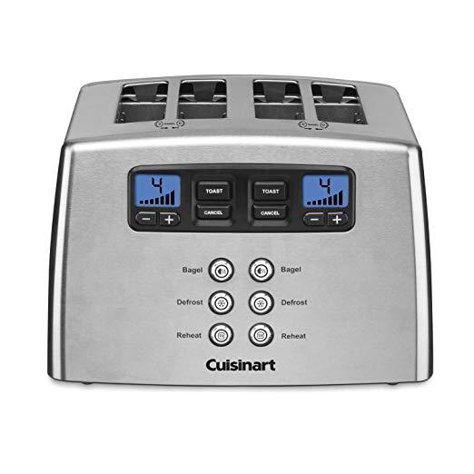 Cuisinart CPT-440 Leverless 4-Slice Toaster