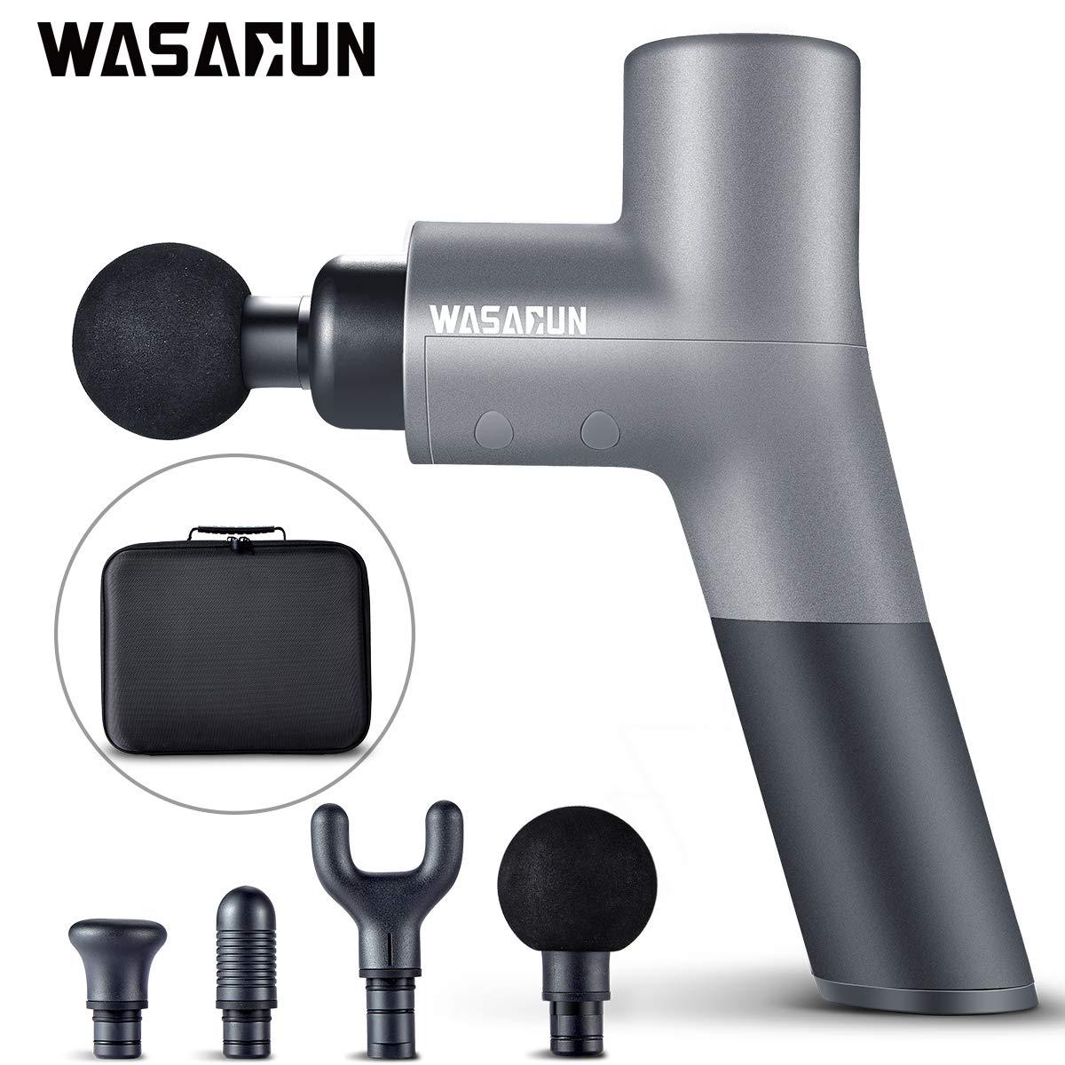 WASAGUN Professional Handheld Vibration Massager