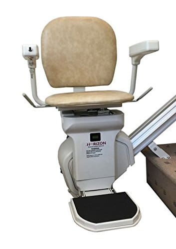AmeriGlide Horizon Standard Stair Lift