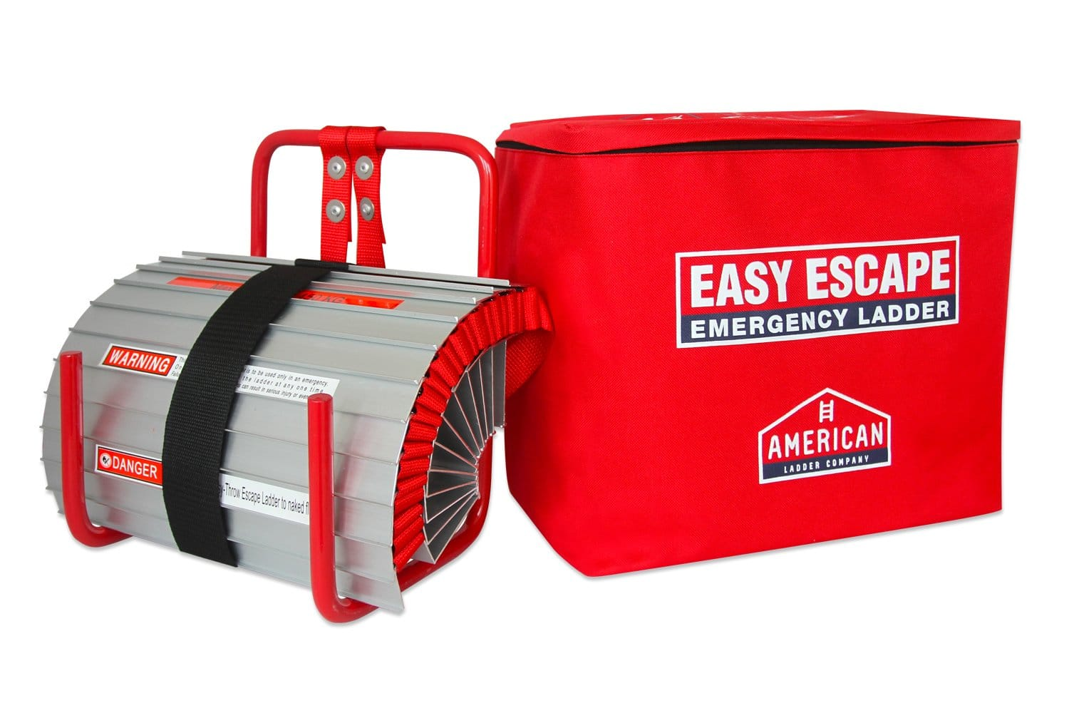 Easy Escape 2 Storey Emergency Fire Escape Ladder