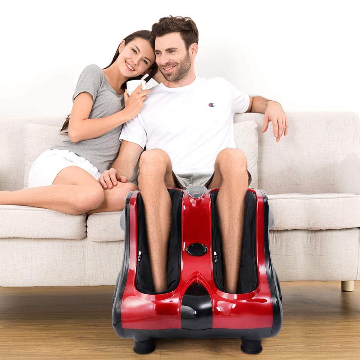 Giantex Shiatsu Heating Foot Massager