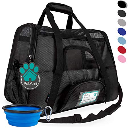 PetAmi Premium Airline Pet Travel Carrier