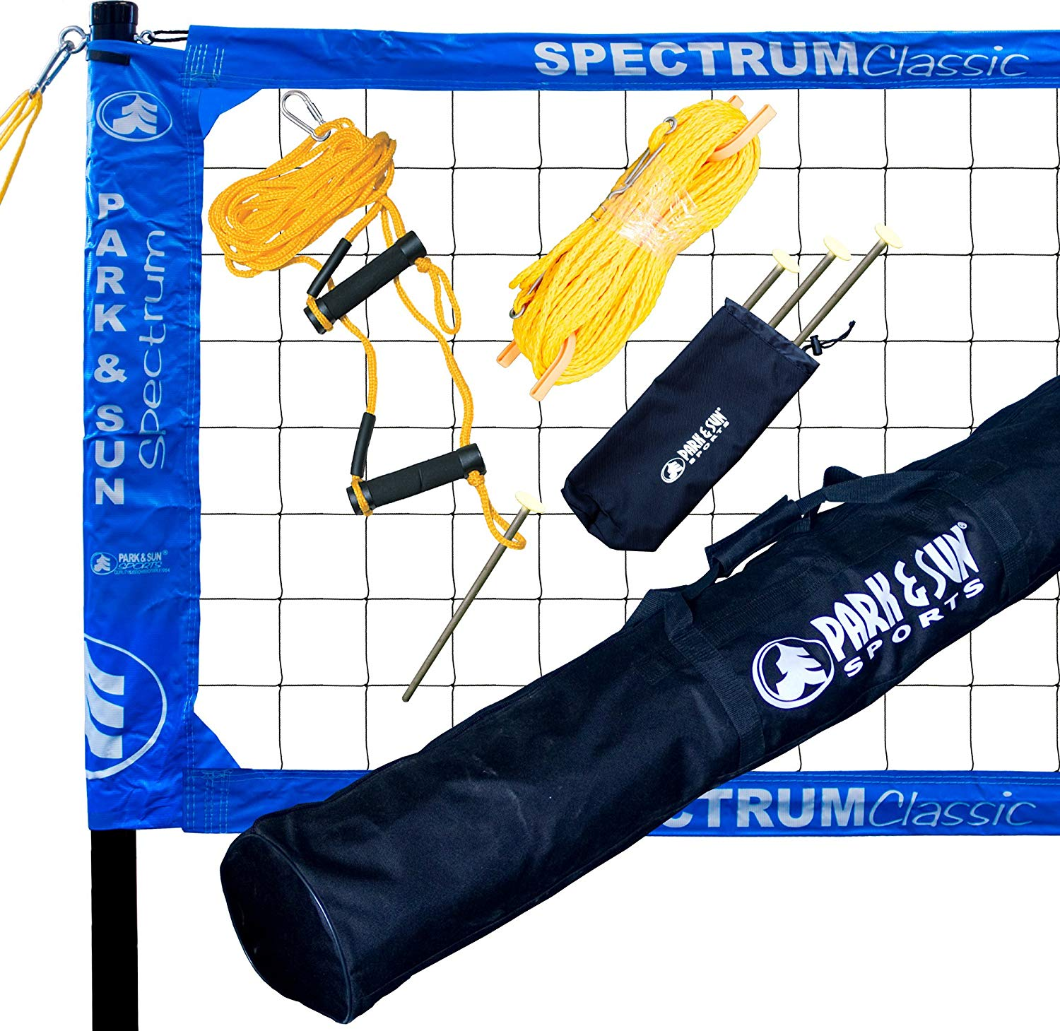 Portable Professional Outdoor Volleyball Net System