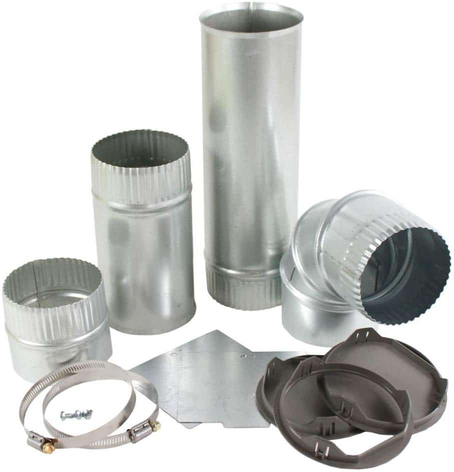Whirlpool W10323246 DRYER VENT KIT