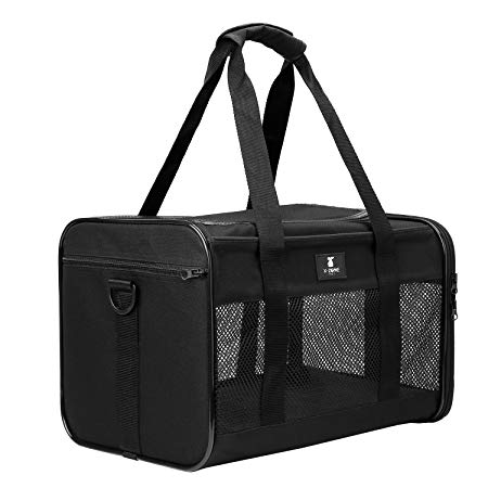 X-ZONE PET Airline Approved Pet Travel Carrier