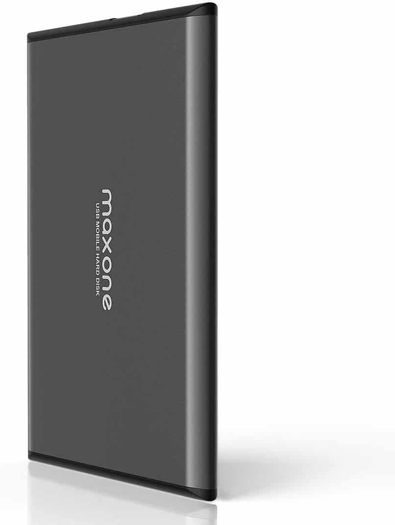 500GB External Hard Drive