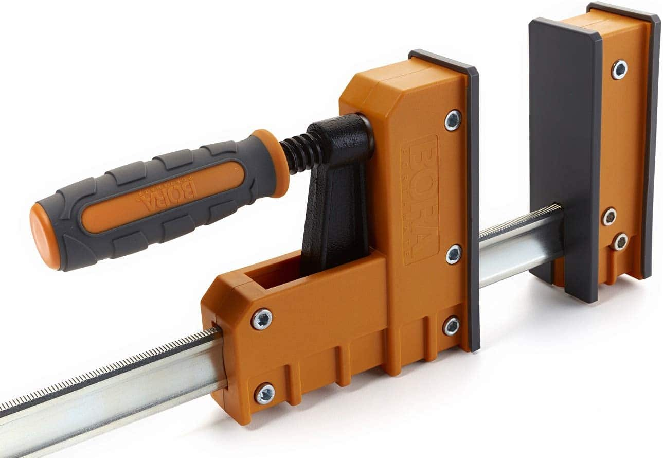 """Bora 31"""" Parallel Clamp, Woodworking Clamp"""