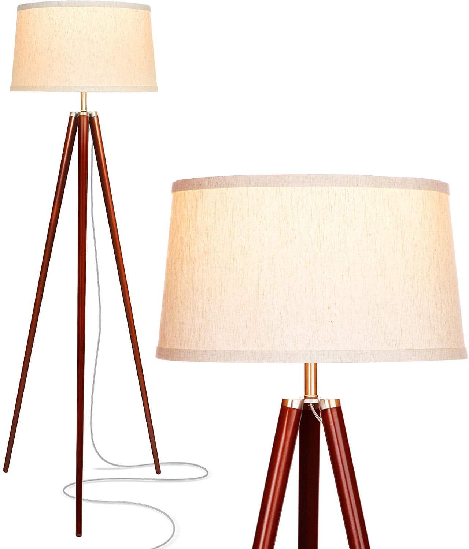 Brightech Emma LED Tripod Lamp
